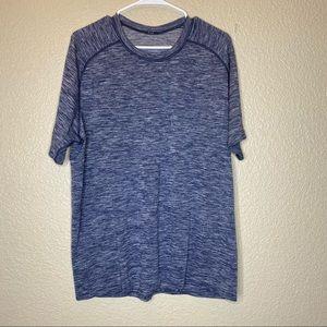 Lululemon mens blue shirt XL